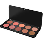 Nude Blush - 10 Farben Rouge Palette