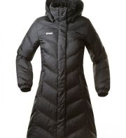 Bergans Myking Down Lady Coat - Daunenmantel - black - Gr.M