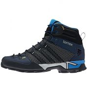 Adidas Schuhe Terrex Scope High GTX Men - core black/bright royal//navy - UK 9,5 - Gr.44
