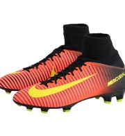 Nike Mercurial Superfly V FG Jr. - Rasen (Bunt | 6)