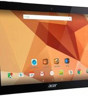 ACER Iconia One 10 B3 A20 Tablet-PC, Android 5.1, Quad-Core, 25,7 cm (10,1 Zoll), 1024 MBDDR3L-SDRAM, Tablett-PC, 687278-0