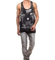 KINGZ Tanktop slim fit