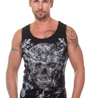 KINGZ Ripp-Tanktop slim fit