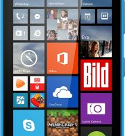 Lumia 640 Smartphone, 12,7 cm (5 Zoll) Display, LTE (4G), Windows Phone 8.1, 8,0 Megapixel, NFC