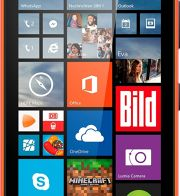 Lumia 640 DS Smartphone, 12,7 cm (5 Zoll) Display, Windows Phone 8.1, 8,0 Megapixel