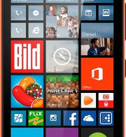 Lumia 640 XL DS Smartphone, 14,4 cm (5,7 Zoll) Display, Windows Phone 8.1, 13,0 Megapixel, NFC