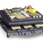 Steba Gourmet-Stein-Raclette »RC 3 plus«, made in Germany, 1450 Watt, schwarz