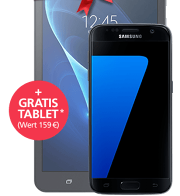 Samsung Galaxy S7 + GRATIS Tablet mit o2 Blue All-in S