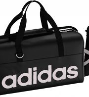 adidas Linear Essentials Teambag S Tasche (Farbe: black/pearl grey s14/pearl grey s14/black)