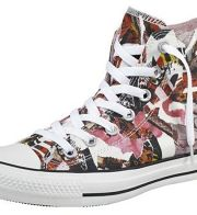 Converse All Star Pop Art Print Sneaker