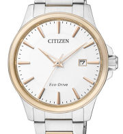 Citizen Eco-Drive Sport BM7294-51A Herrenuhr 40 mm 50M