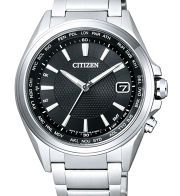 Citizen CB1070-56E Eco-Drive 4-Zonen Funkuhr Titanium 42mm 10ATM