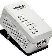 Powerline WLAN Adapter MEDION® LIFE® P85149 (MD87319)