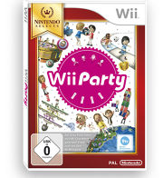 Wii Party Selects für Nintendo Wii
