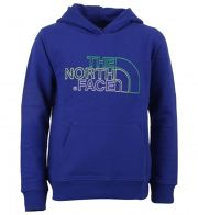 The North Face - Kid´s Drew Peak Pullover Hoodie - Hoodie Gr M blau/lila