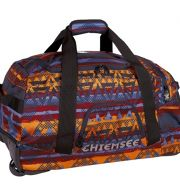 Chiemsee Sport 15 Rolling Duffle Medium 2-Rollen Reisetasche 58 cm native chiemsee