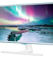 Samsung S27E370D LED, 68,58 cm (27´´) Display, 1.920 x 1.080, Ladefunktion, weiß