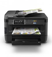 Epson WorkForce WF-7620DTWF (Tintenstrahldrucker, Scanner, Kopierer, Fax)