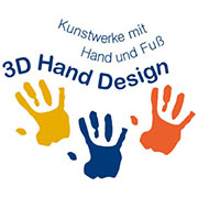 3D Hand Design Promotional-Code